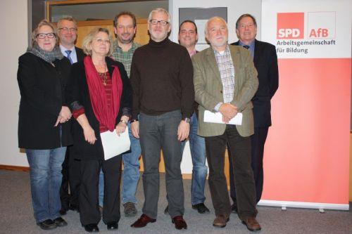 Simone Lange und die SPD-AfB luden Experten zur Diskussion