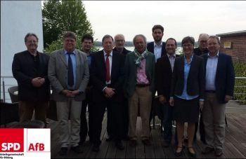 Treffen zum Informationsaustausch über die RBZ-Entwicklung