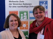 Katrin Fedrowitz und Kirsten Eickhoff-Weber