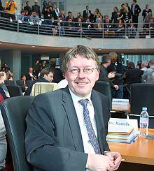 Dr. Hans Peter Bartels MdB