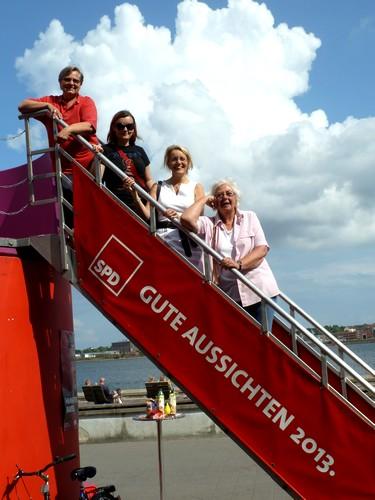 Gute Aussichten für die AsF Kiel! (Foto: skw)