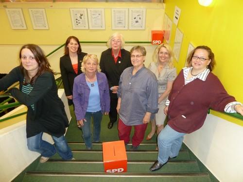 Vorstand AsF Kiel 2012