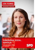 Lisa Yilmaz (Wahlkreis 4)