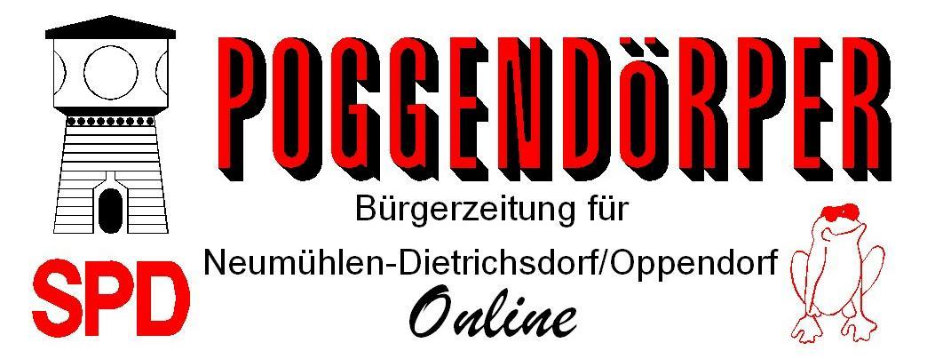 Logo des Poggendörpers