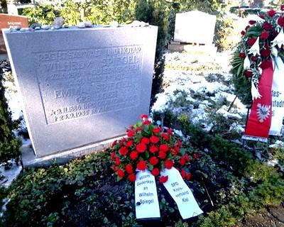 Gedenken an Wilhelm Spiegel zum 80. Jahrestag seiner Ermordung am 12. März 2013