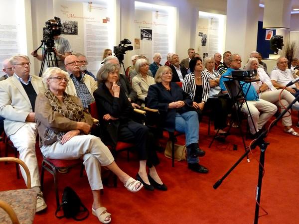 Publikum Vortrag
