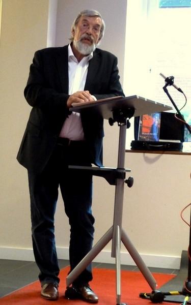 Referent Rolf Fischer