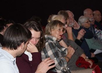 Publikum der Brandt-Matinee