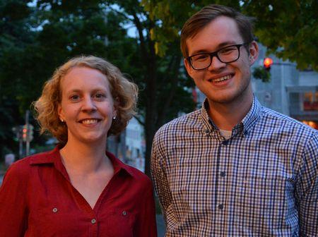 Tabea Philipp + Thore Pingpank (c) Frederike Julie Stelz
