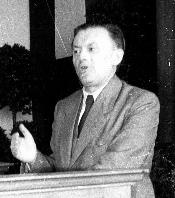 Andreas Gayk. Foto aus dem Bestand des Stadtarchivs Kiel