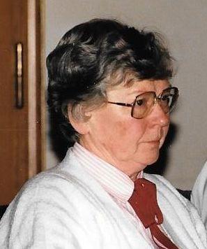 Lotti Krabbenhöft in der Rathausfraktion