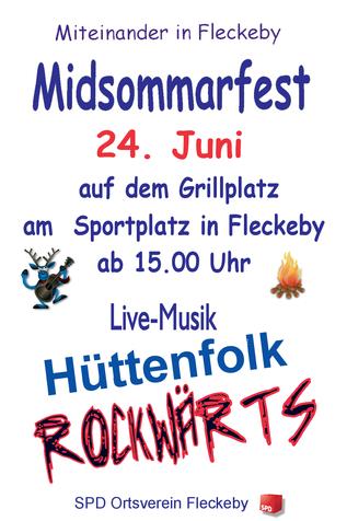 Midsommarfest