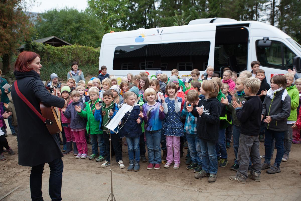 Neuer Schulbus Langwedel