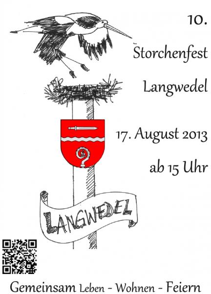 Plakat zum Fest