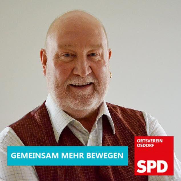 Werner Tietje-Zander, 70 Jahre, Rentner