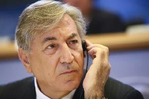 Karmenu Vella PHOTO © European Union 2014 - Source EP