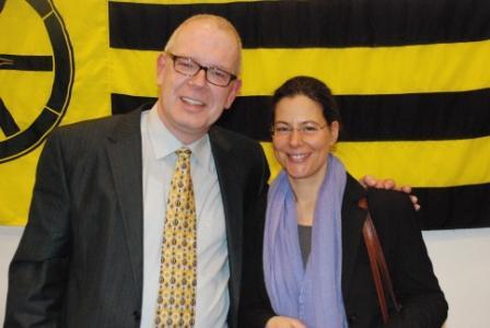 Foto: v.l.n.r.: Stellvertretender Vorsitzender der SPD Went