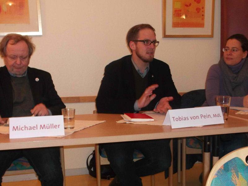 Foto: Müller, von Pein, Scheer