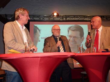 Andreas Beran im Interview mit Carsten Kock, RSH