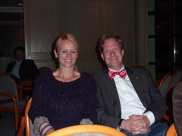 Frau und Herr Tie?en