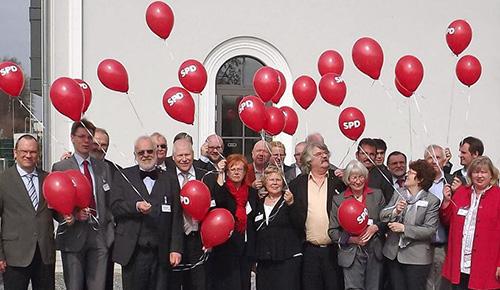 Kandidatinnen und Kandidaten der SPD Segeberg