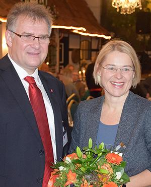 Stefan Weber, Kristin Alheit