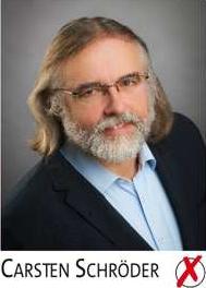 Carsten Schröder im Wahlbezirk 1