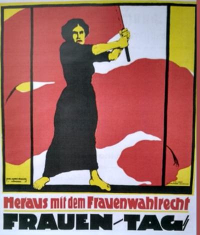 Historisches Plakat