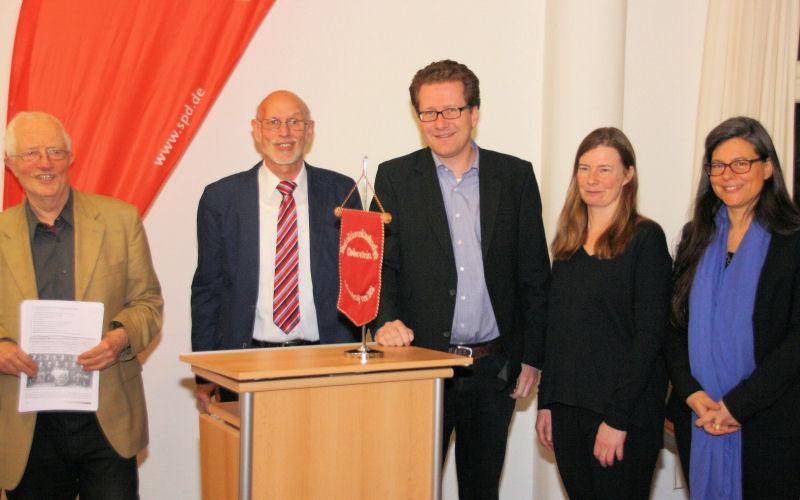 111 Jahre SPD Wentorf