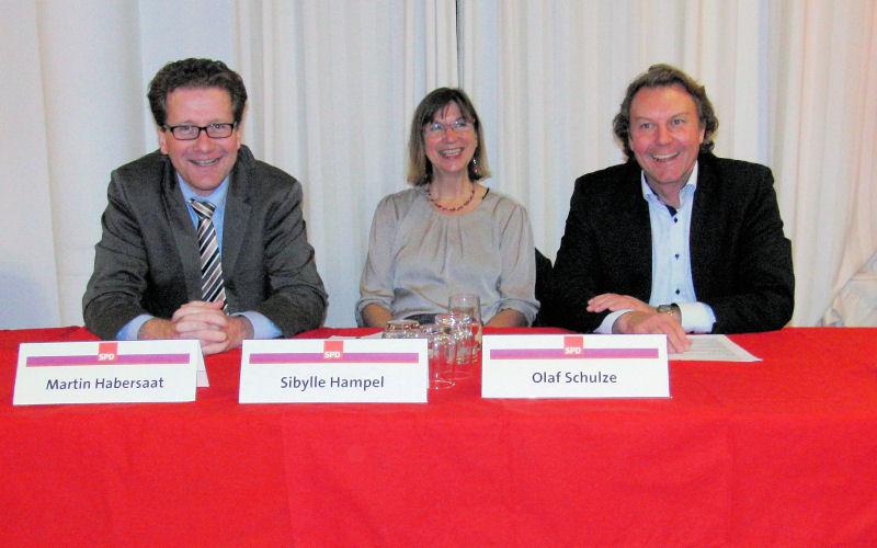 Foto: Martin Habersaat, Sibylle Hampel, Olaf Schulze
