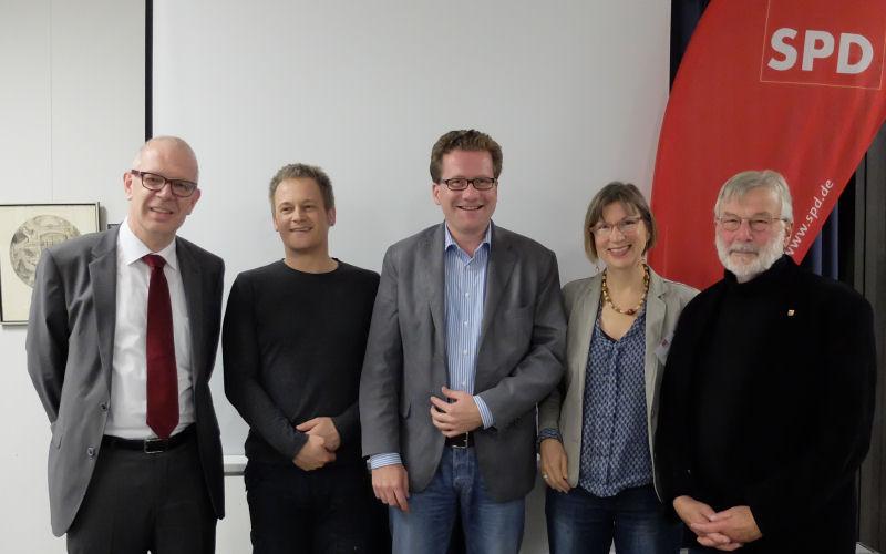 Foto: W. Jurksch, S. Jenkel, M. Habersaat, S. Hampel, S. Sc