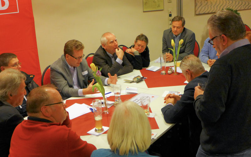 Foto: Regionalkonferenz in Neumünster
