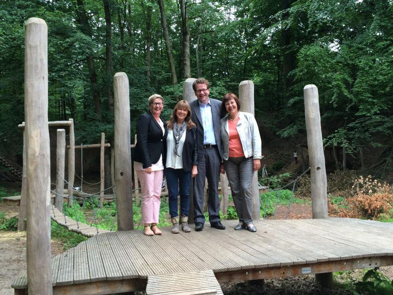 Foto: Poersch, Redmann, Habersaat, Hagedorn