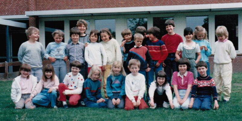 Grundschule Barsbüttel, 1983