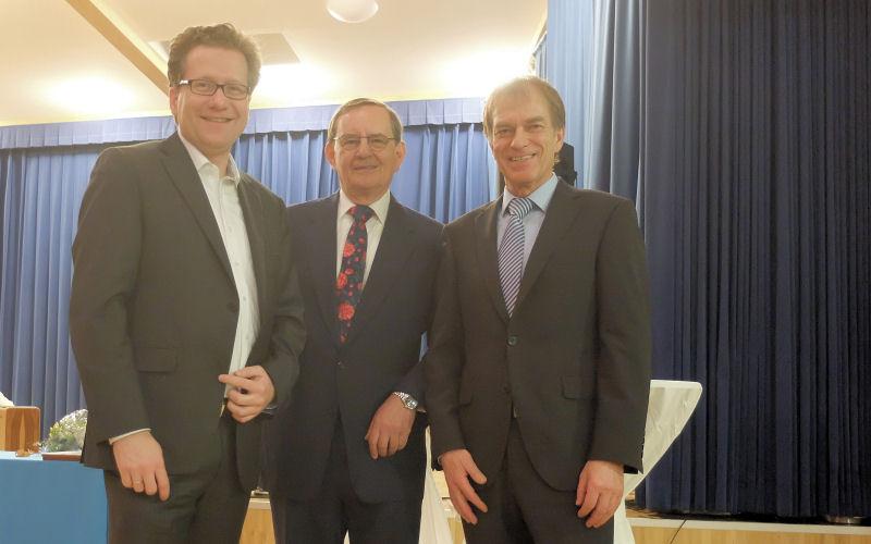 Foto: Habersaat, Hanser, Krüger