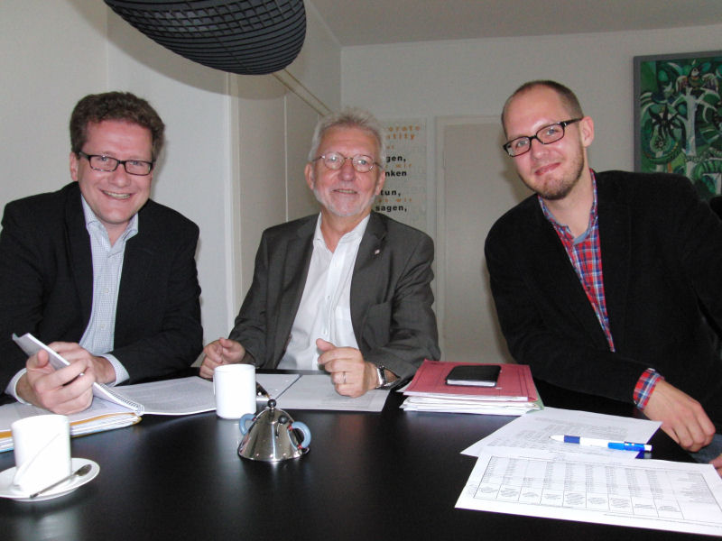 Foto: Martin Habersaat, Klaus Plöger, Tobias von Pein