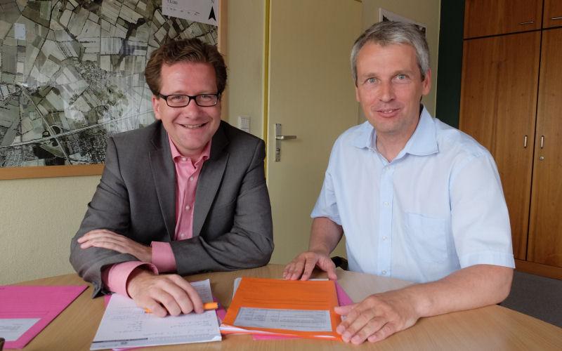 Foto: Martin Habersaat und Thomas Schreitmüller