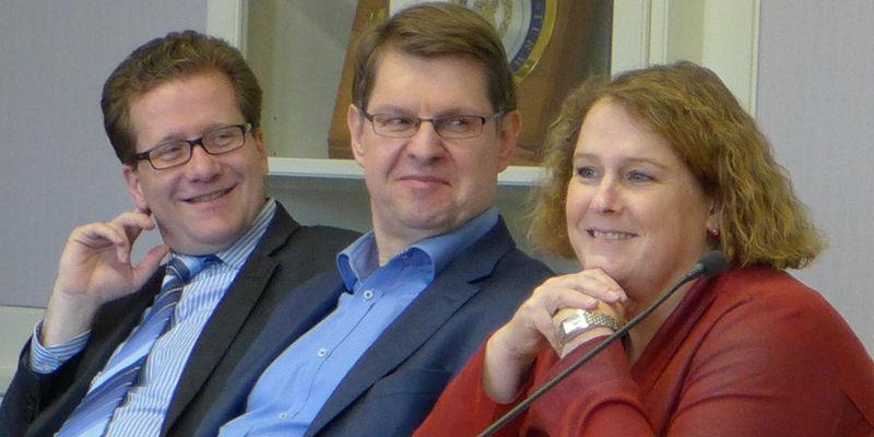 Foto: Habersaat, Stegner, Fedrowitz
