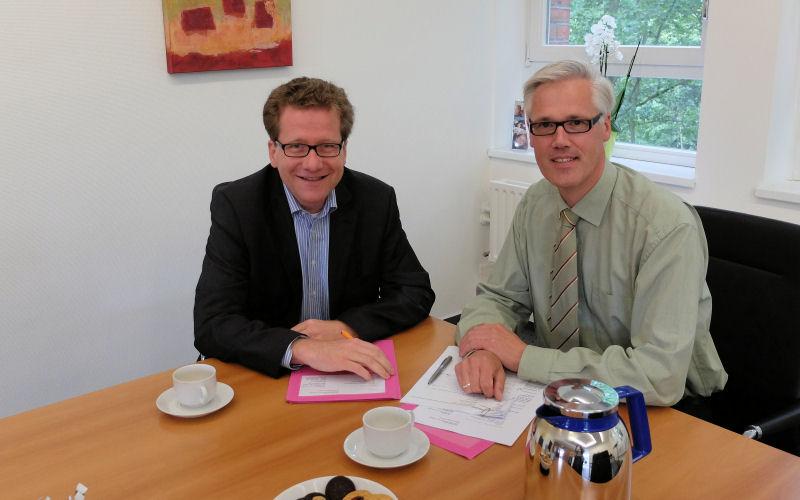 Foto: Martin Habersaat und Rainhard Zug