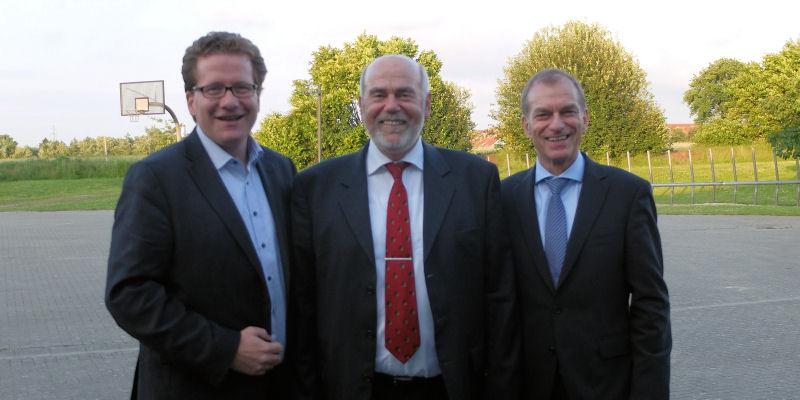 Foto: Martin Habersaat, Helmut Wolek, Klaus-Jürgen Krüger