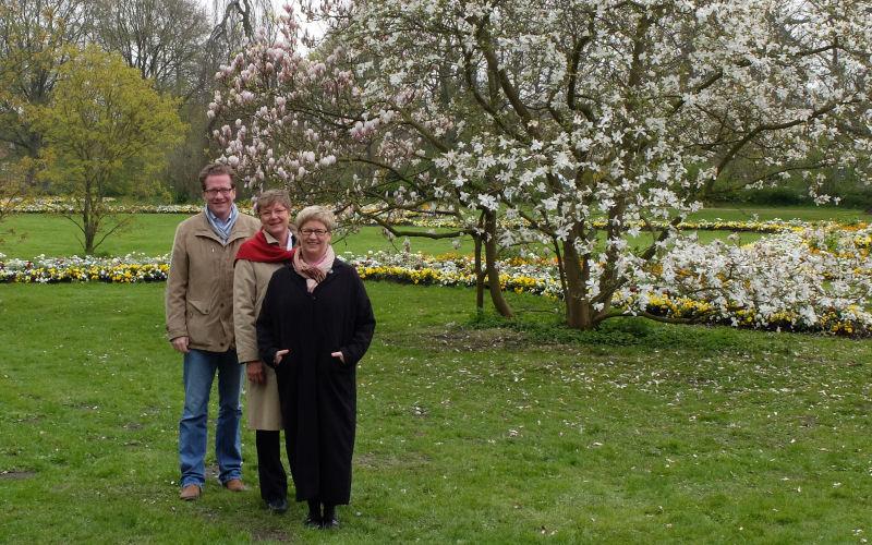 Foto: Martin Habersaat, Kirsten Eickhoff-Weber, R. Poersch