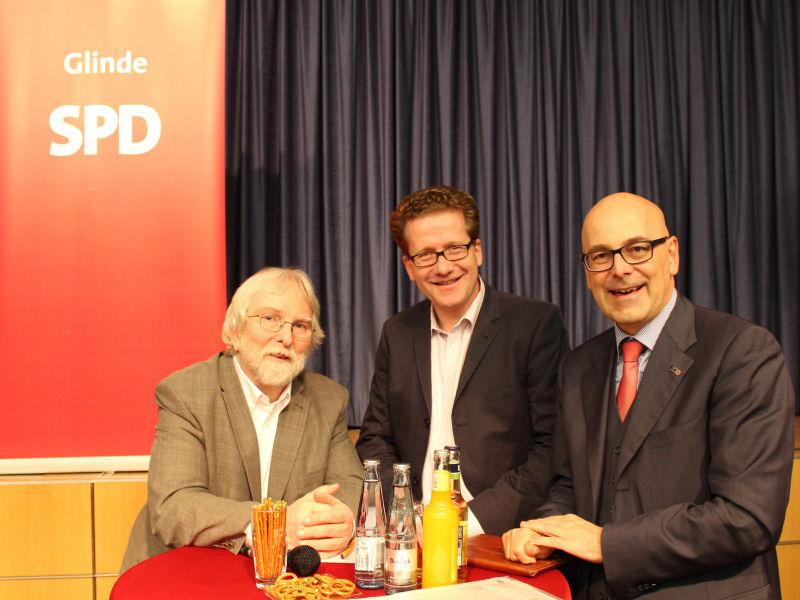 Frank LAuterbach, Torsten Albig, Martin Habersaat