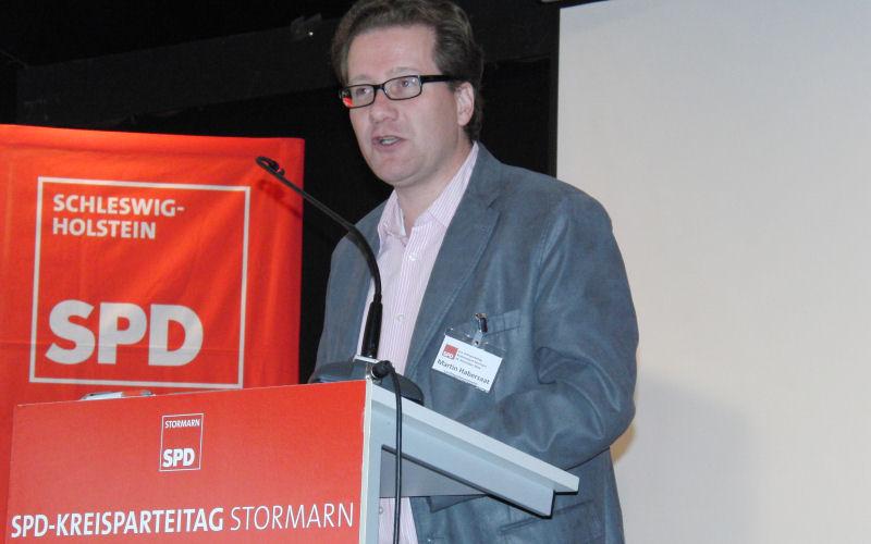 Martin Habersaat, MdL