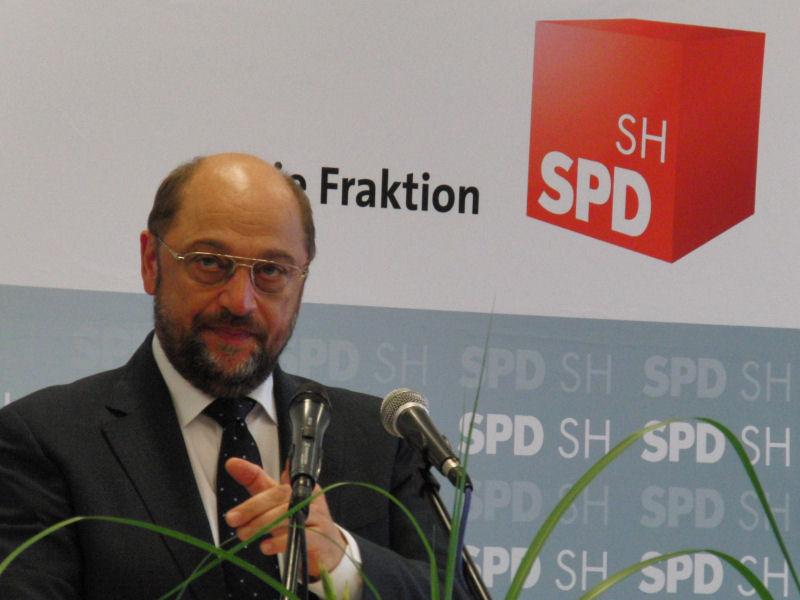 Foto: Martin Schulz, MdEP