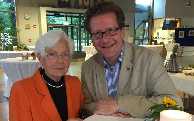 Foto: Gerda Michels und Martin Habersaat