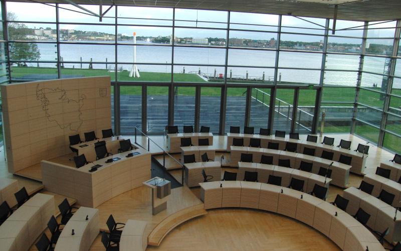 Foto: Plenarsaal