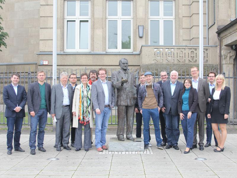 Foto: Sprecherkonferenz Hochschule