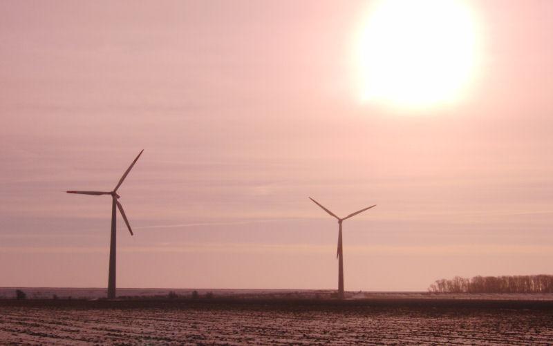 Foto: Windkraftanlagen
