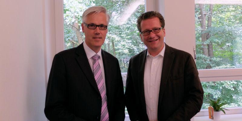 Foto: Rainhard Zug und Martin Habersaat