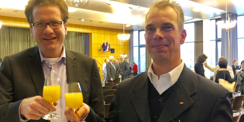 Foto: Martin Habersaat und Okke Wismann
